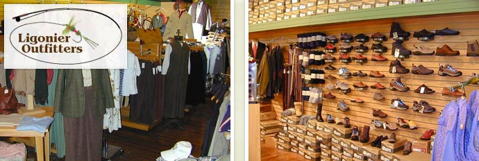 Outfitters In Pennsylvania - Ligonier Outfitters